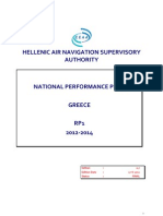 HANSA Performance Plan 2012-2014 Greece