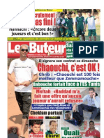 LE BUTEUR PDF du 15/07/2011