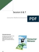 Consumer Market & Consumer Behavior
