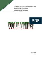 Code du commerce algérien