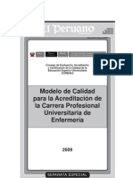 Est and Ares Para La Carrera Profesional Universitaria de Enfermeria[1]