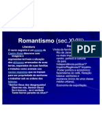 7 Romantismo (Sec