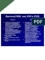 6 Barroco(1600