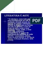 2 Literatura é arte