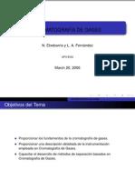 AQA Cromatografia Gaseosa Beamer