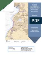 Ve Workshop Final Report