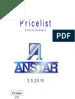 ALSTAR -PERNOS pricelist030510