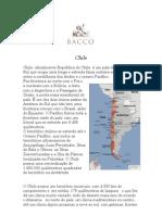 Chile - Vinhos