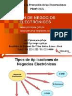Plan de Negocios Electronicos
