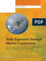 Trade Expansion through Market Connection