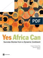 Yes, Africa Can