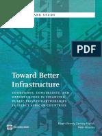 Toward Better Infrastructure
