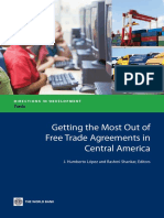 Getting the Most Out of Free Trade Agreements in Central America