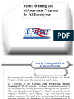 Security Training for All Employees