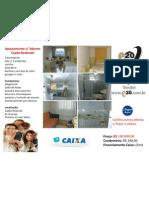 Apartamento 3 dormitorios 75m2 Capão Redondo - Jd. Guarujá Financia Caixa Vende