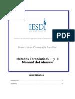 Manual_metodos_terapeuticos_iyii,Clase 9- 16 Julio