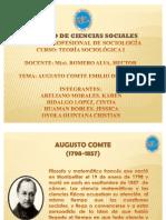 trabajogrupaln1augustocomte-emiliodurkheim-100802121744-phpapp02