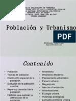 poblacion y urbanismo