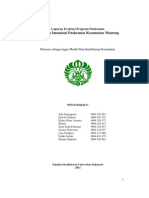 Outline Evaluasi Program Kel. 6 (Imunisasi Di Puskesmas Kecamatan Menteng) (1)