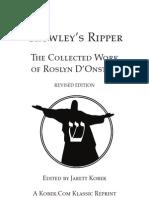 Crowley Ripper