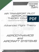AASA - AFT ATPL Aerodynamics and Aircraft Systems