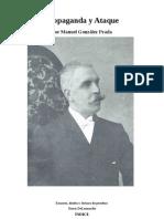 Manuel Gonzalez Prada Propaganda y Ataque