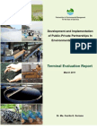 Development and Implementation of Public-Private Partnerships in Environmental Investments