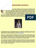 Proclamación de Isabel I de Castilla