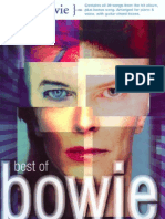 David Bowie - The Best of Songbook)
