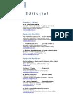 Contenidos y Editorial