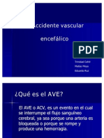 Accidente Vascular Encefálico