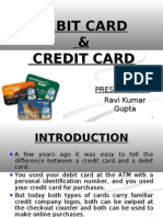 Debit Credit Card