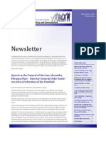 GPDD Newsletter May-June