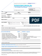 Span Tran Application