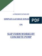 Presentation+Slipform