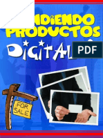 Vendiendo Productos Digitales