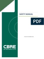Safety Manual (CBRE)