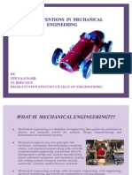 Latest Iventions in Mech Engg (1)