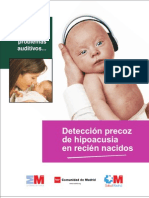 Deteccion Precoz Hipoacusia
