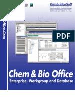 Chem Office Enterprise 2006