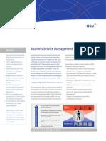 Eng USU Business Service Management