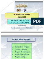 M14 - Pembinaan Bangsa Dan Negara Bangsa Malaysia