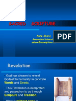 Sacred Scripture XP
