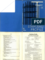 Stahlbau-Profile 15 Auflage 1982