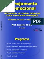 Planejamento Promcao Prof Miola -Abr 2006