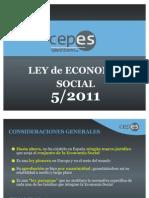 Ley Economia Social española