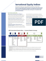MSCI International Factsheet 0410