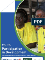 Youth Participation in Development
