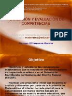 Competencias Matemáticas en el IEMS