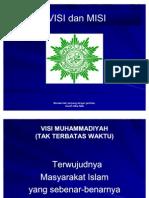 03 Visi Misi Muhammadiyah